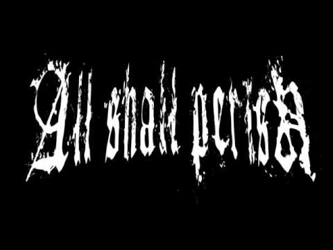 All Shall Perish - Black Gold Reign (Piano Version)