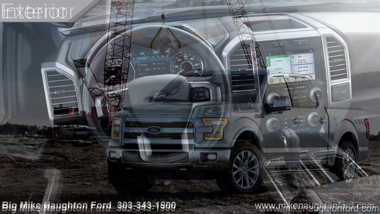 Big Mike Naughton Ford >> Centennial CO 2018 Ford F 150 - YouTube