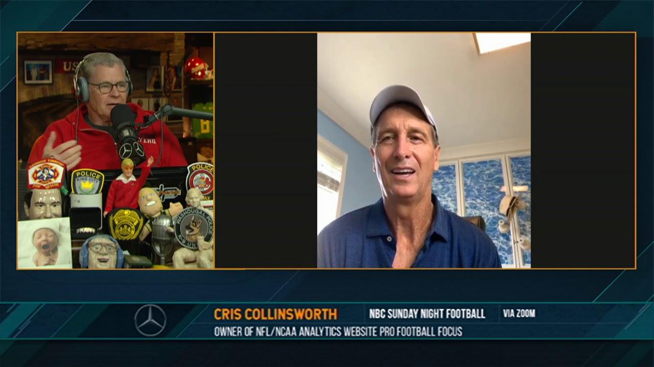 Cris Collinsworth on the Dan Patrick Show (Full Interview) 05/21/20