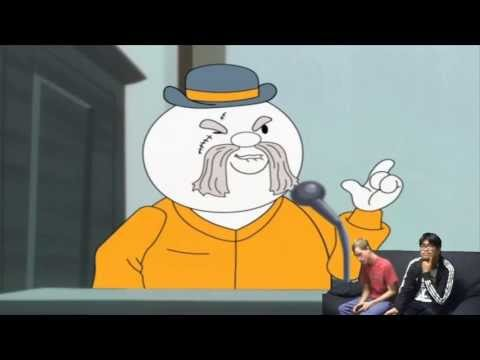 """Couch Gaming: Harvey Birdman Attorney at Law """"Jail Time"""" Part 2"""