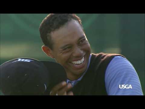 Tiger Woods' Best U.S. Open Shots