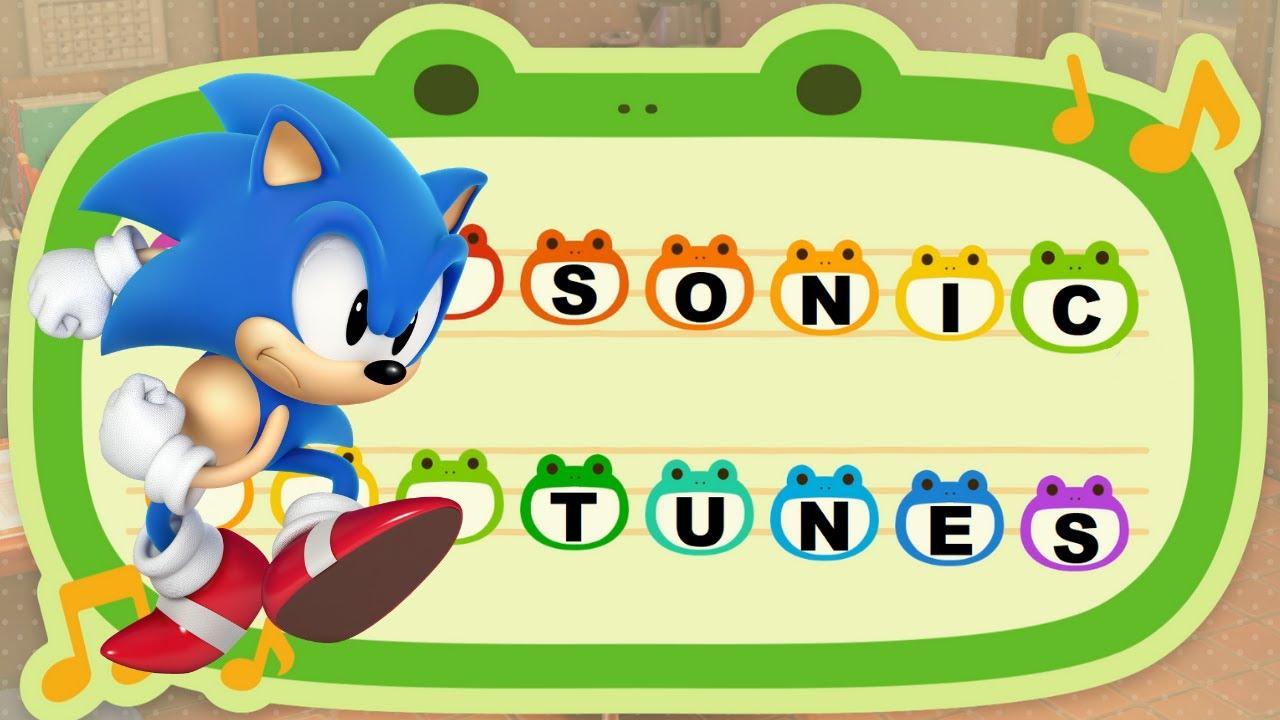 The Best Sonic Themed Animal Crossing Customisations The Sonic Stadium