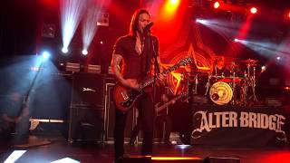 Alter Bridge - 【This Side of Fate】Live in Luxembourg (20170626)