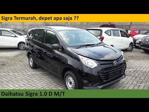 Daihatsu Sigra 1.0 D review - Indonesia