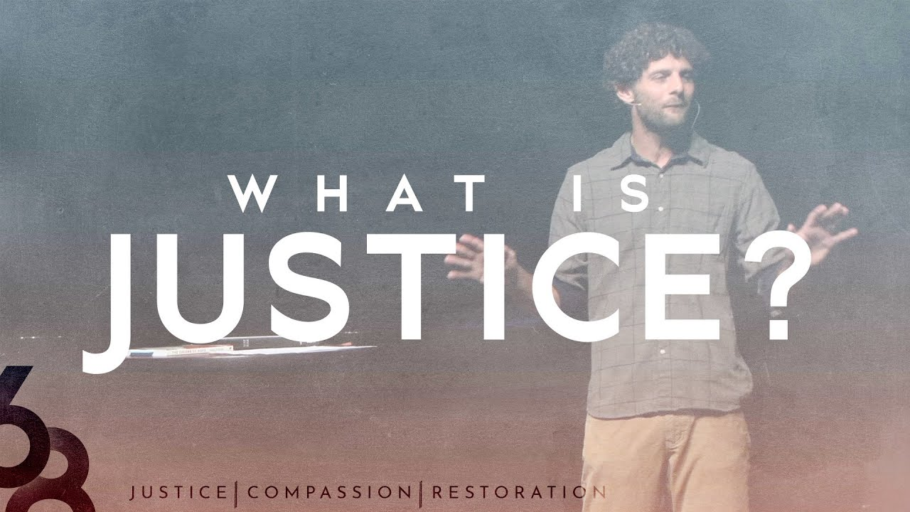 """""""What Is Justice?"""" (08/08/21)"""