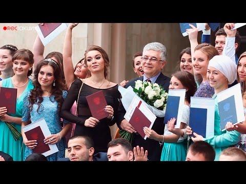 Выпускной-2015 в Уральском институте управления РАНХиГС