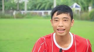 สัมภาษณ์นักฟุตบอลสโมสร บางกอก เอฟซี U15