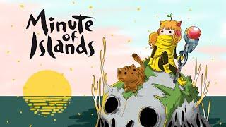 《貓草遊戲實況》Minute of Islands- #1 咳咳咳咳
