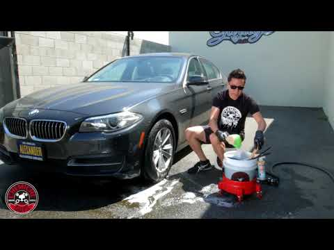 DIY  How To Get Heavy Brake Dust Off Rims   Sticky Citrus Gel   Chemical Guys Car Care