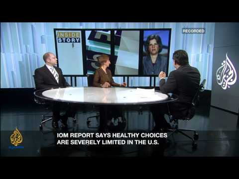 Inside Story Americas - Who is to blame for the US obesity epidemic?