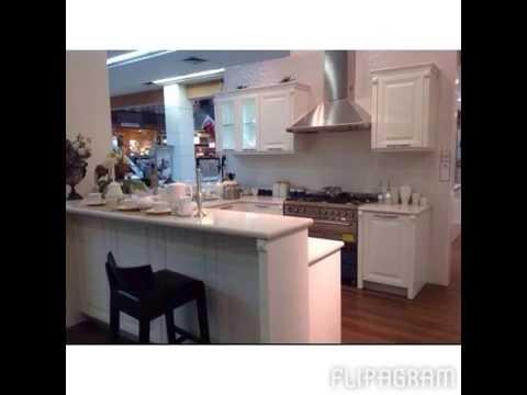 แบบห้องครัวสวยๆ ครัวประหยัด ทนทาน