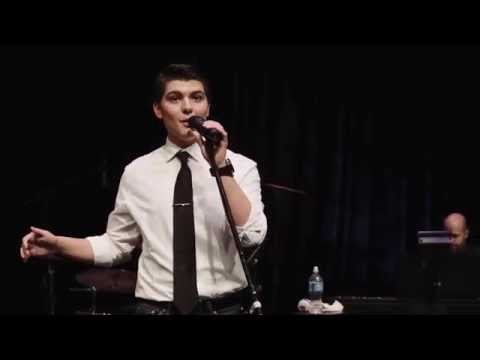 """Brandon Schwartz """"Goodbye"""" from Catch Me If You Can Live Cover from The Segal Centre"""