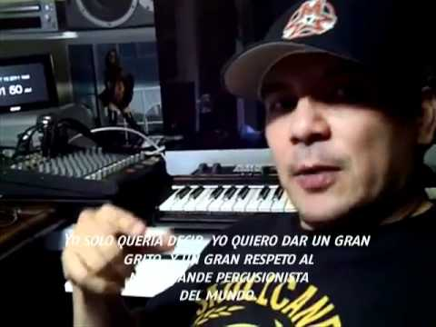 Ritmo Machine (Eric Bobo + Latin Bitman) -
