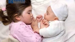 Ребёнок растет   Двое детей в семье