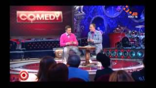Два бизнесмена в бизнес-классе | Comedy club
