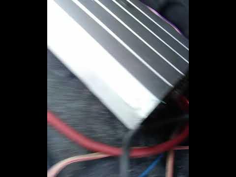 Amplificador Hifonics Zeus Xi