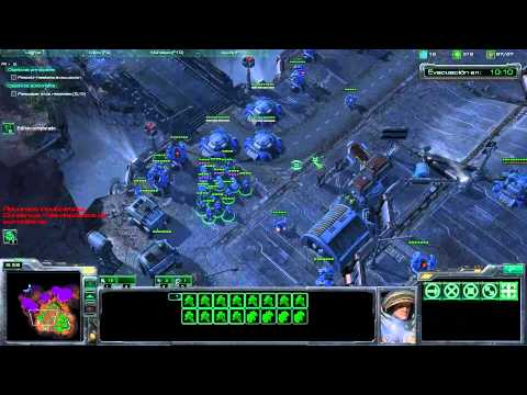 Guía Starcraft II Wings of Liberty - M03 Hora Cero - Brutal