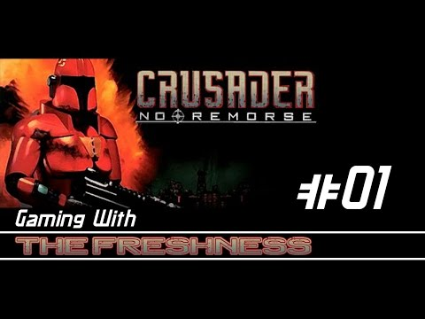 Crusader No Remorse [Full Play] Part 1