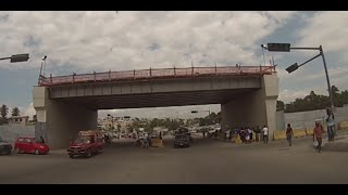 Port au Prince Haiti - New Delmas Viaduct Update - February 2015