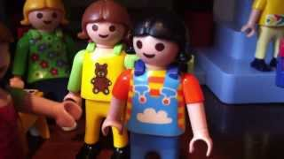 Playmobil Fun: First Day At School Part 1