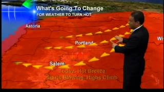 Red Flag Weather Warning: Wednesday-Friday in Portland area