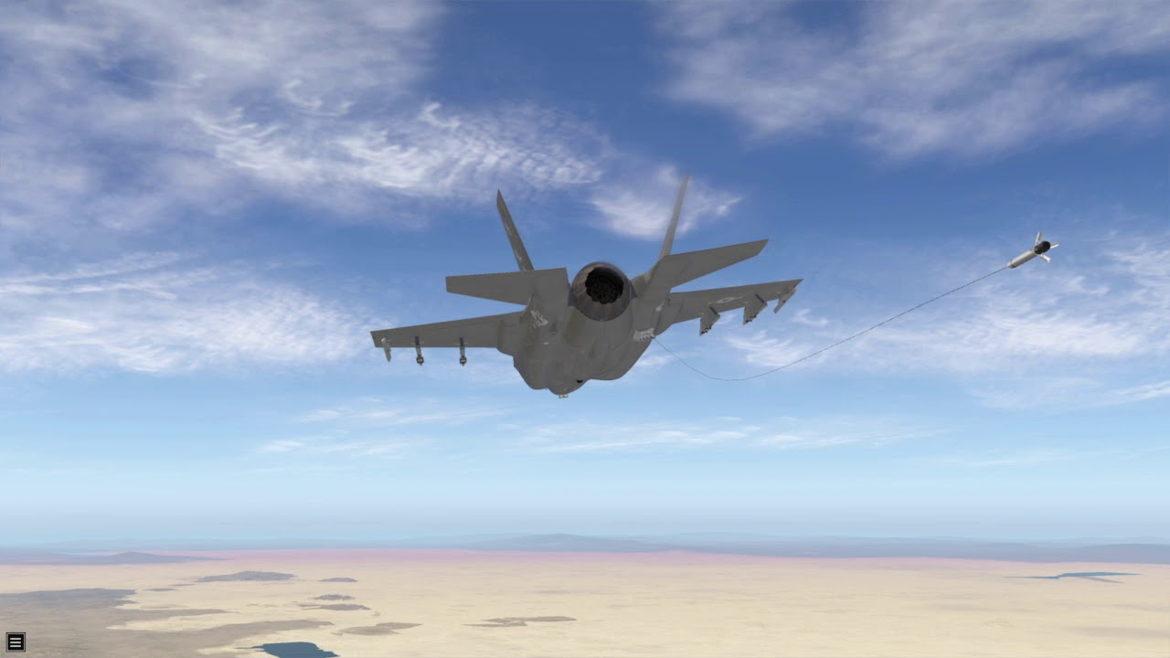 F-35A Lightning II for X-Plane 11 Preview