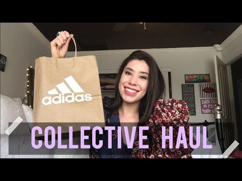 COLLECTIVE HAUL : Urban Outfitters, Hollister & Co, Adidas and more!