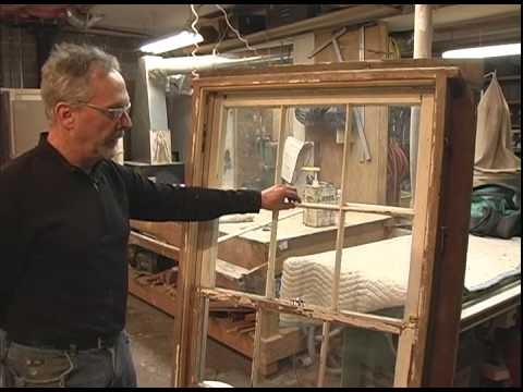 How to Repair a Historic Window Part 2