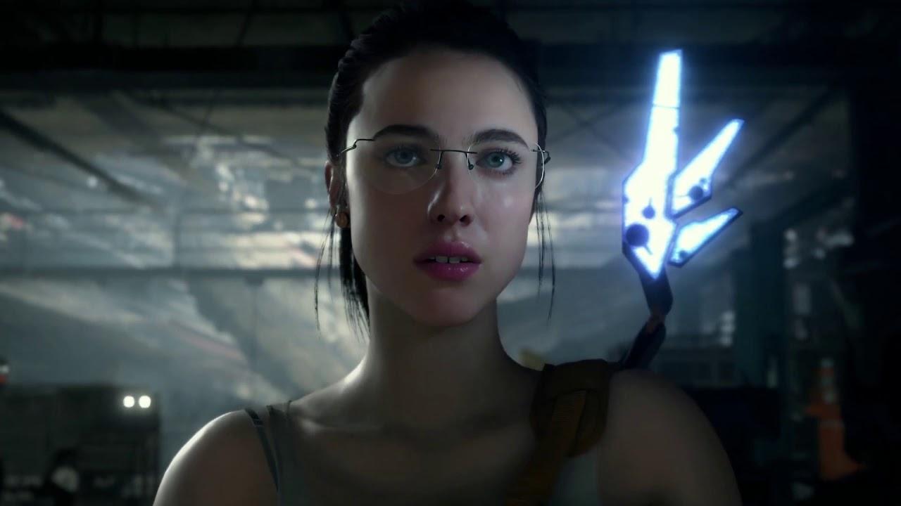 Death Stranding | Mama - Character Spotlight Trailer | PS4