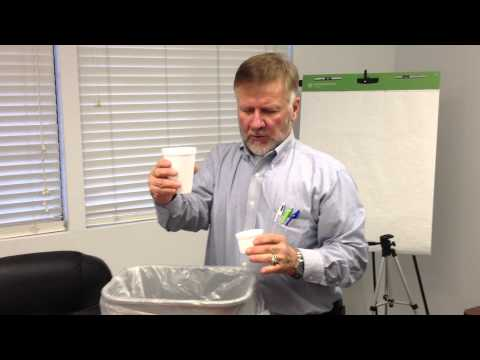 Atlantic Solutions Industrial Equipment Cleaner Product Demostration