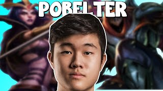 Pobelter MID PRO Montage 2014-2015 | LCS Highlights & Soloqueue