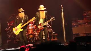 ZZ Top - Toronto - Aug 11, 2018 - Just Got Paid, Sharp Dressed Man, Legs, La Grange, & Tush