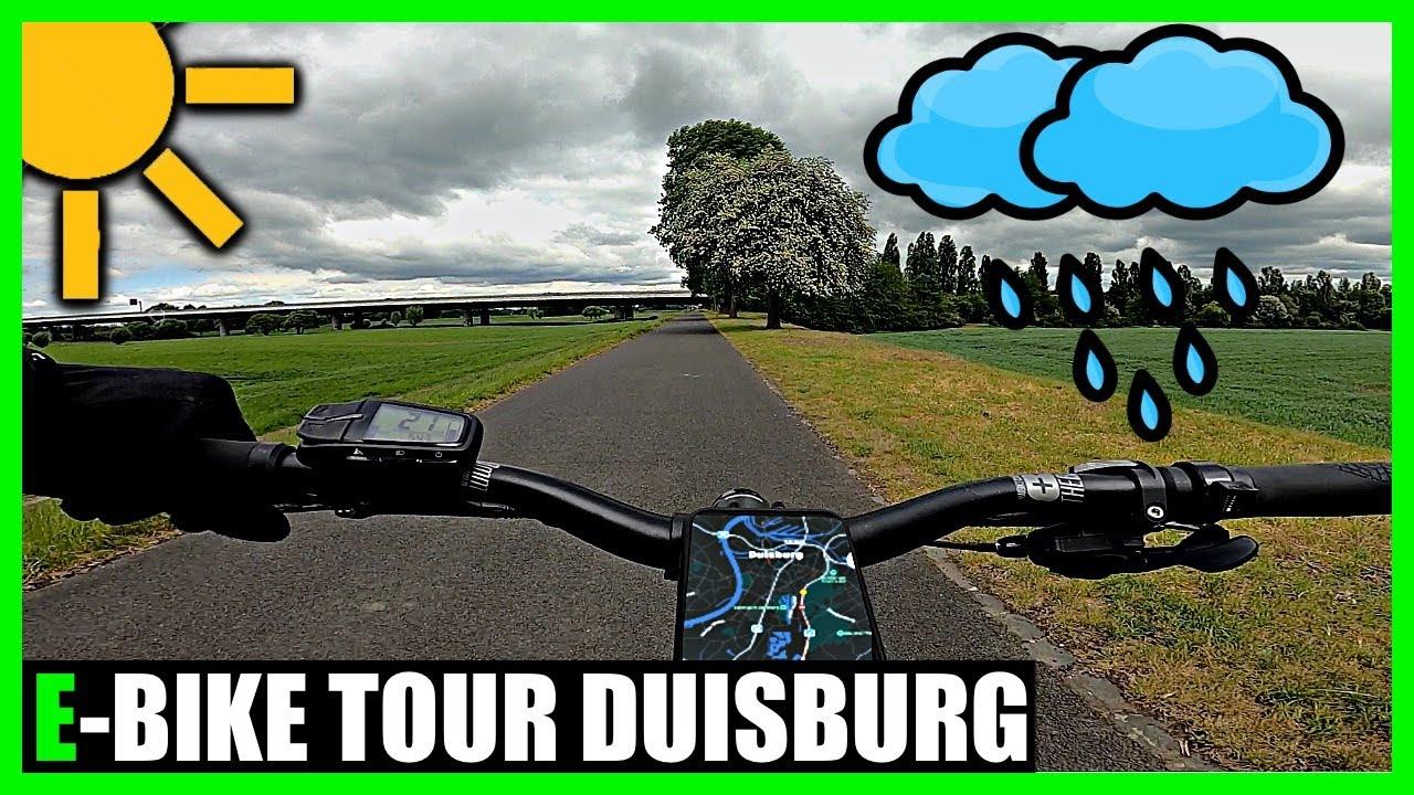 E-Bike Tour von Köln nach Duisburg | PAT