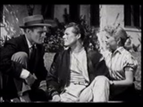 Hot Rod Girl 1956 Lori Nelson,Chuck Connors Classic Action Movies
