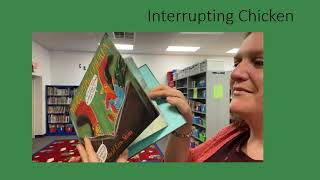 Tuesday Tales at Home:  Interrupting Chicken - 4/20/21