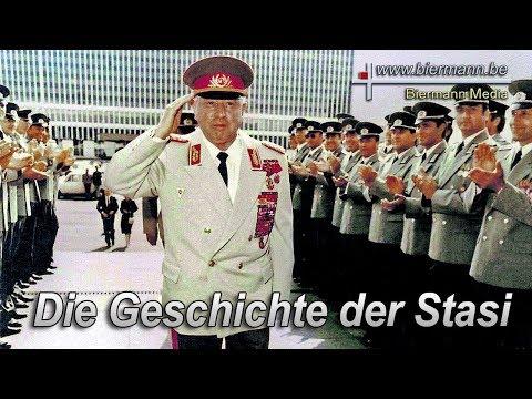 Die Geschichte der Stasi