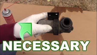 How to Clean a BMW ICV Valve E30 E36 E46