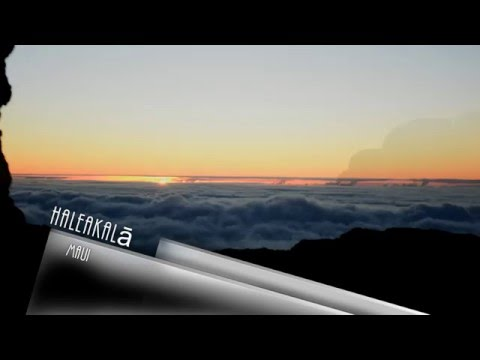 MUST SEE when in  Maui - Haleakalā Volcano, Sunrise chant