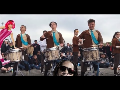 Chino Hills Drumline But You Got To Do The Cooking By the Book featuring Lil Jon (WGI 2017)