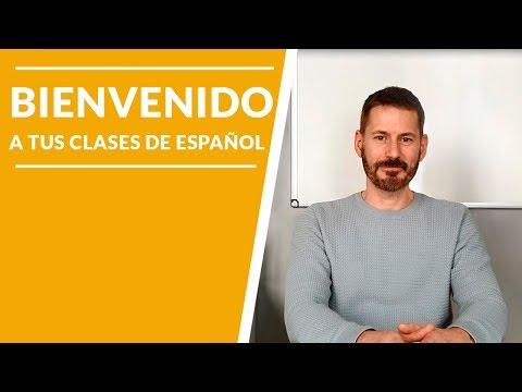 Bienvenido a tus clases de español - LAE Madrid Spanish Language School