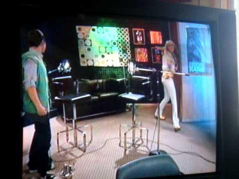 Hannah Montana I Wanna Know You  With David Archuleta