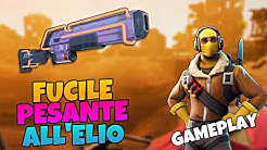 FUCILE PESANTE ALL'ELIO! (Gameplay) | Fortnite - Salva il Mondo