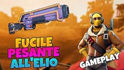 FUCILE PESANTE ALL'ELIO! (Gameplay)   Fortnite - Salva il Mondo