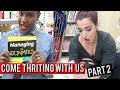 Come Thrifting With Us| Christmas & White elephant Gift ideas at Savers Part 2|#ThriftersAnonymous