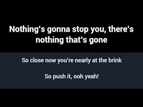 Scarface  Push it to the limit lyrics