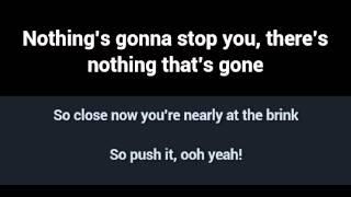Scarface - Push it to the limit (lyrics)