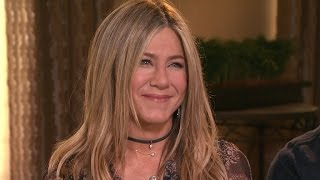 EXCLUSIVE: Jennifer Aniston Says Her Life Is