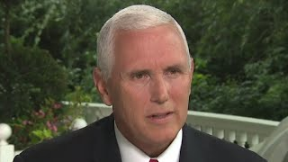 """Mike Pence calls anonymous New York Times op-ed """"an assault on our democracy"""""""