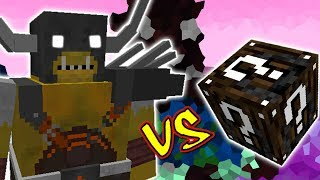 GENERAL GRAARDOR VS. LUCKY BLOCK ESPECIAL (MINECRAFT LUCKY BLOCK CHALLENGE)