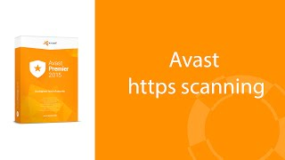 How Avast's HTTPS scanning feature works